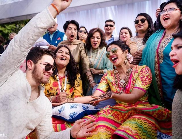 Как прошла свадьба Приянки Чопры иНика Джонаса?