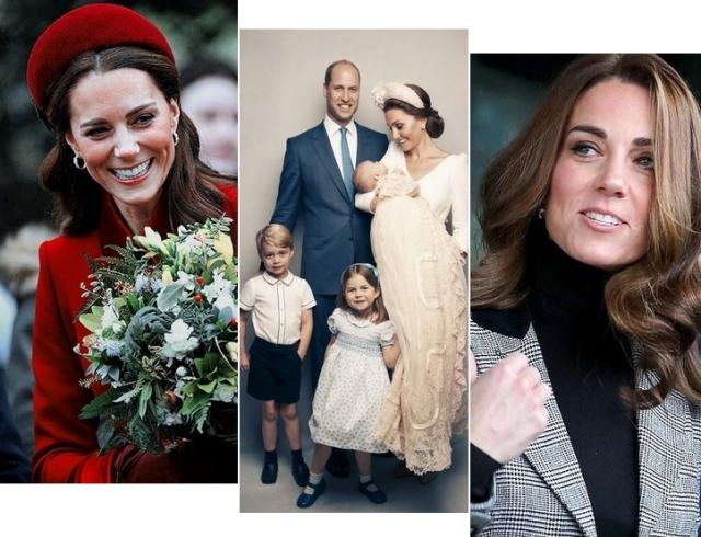 Кейт Миддлтон исполняется 37: интересные факты о герцогине Кембриджской