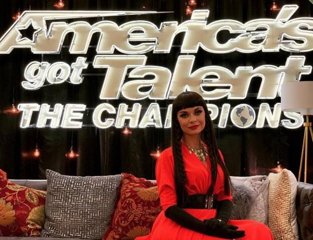 """Знай наших: победительница шоу """"Україна має талант"""" Ксения Симонова выступит на """"America's Got Talent: The Champions"""""""
