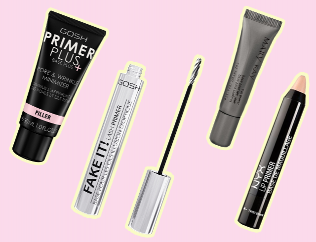 Beauty-словарь: что такое праймер?