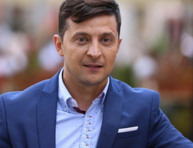 """Замена Владимиру Зеленскому? В шоу Студии """"Квартал 95"""" появился новый участник"""