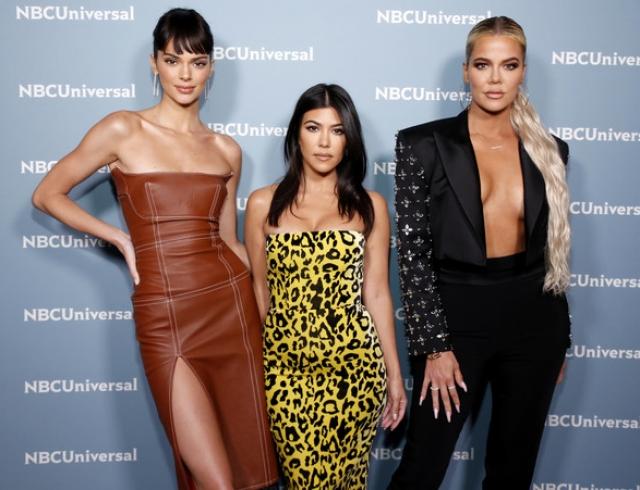 Сестры Кардашьян-Дженнер презентовали новый сезон реалити-шоу на вечере NBC (ГОЛОСОВАНИЕ)