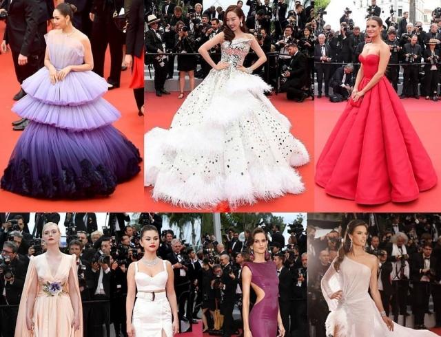 Каннский кинофестиваль 2019: звезды на красной дорожке церемонии открытия