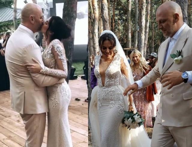 Верка Сердючка устроила яркий перфоманс на свадьбе Потапа и Насти (ВИДЕО)