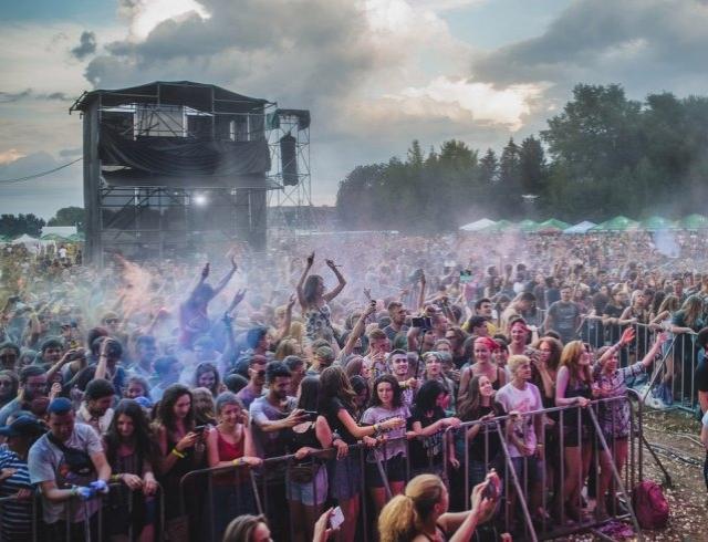 БEZ VIZ: на украинский музыкальный фестиваль в Днепре привезут понтонный мост