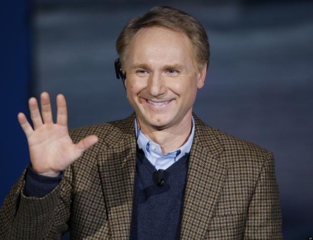 NBC снимет сериал помотивам книжек Дэна Брауна оРоберте Лэнгдоне