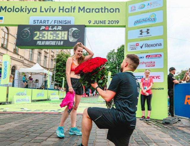 4th Molokiya Lviv Half Marathon ознаменовался рекордами трассы и рекордным количеством участников