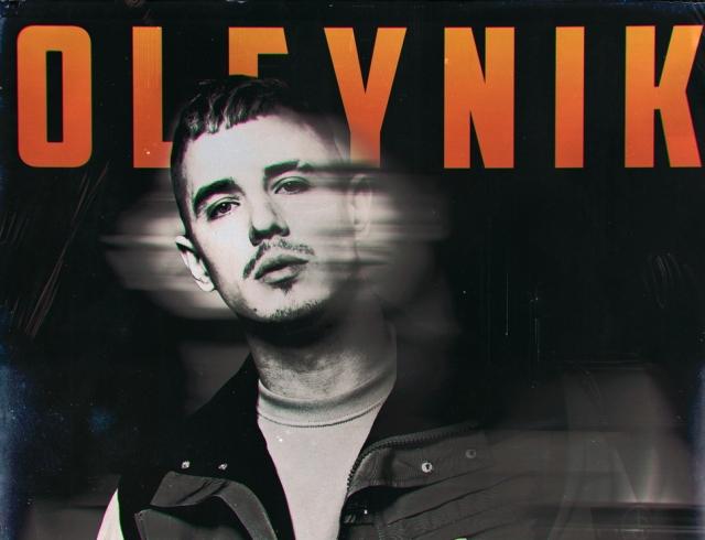 """Драма из жизни мужчины: OLEYNIK представил новый трек """"Падаю вверх"""" (ПРЕМЬЕРА)"""