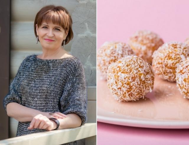 """Находка для худеющих сладкоежек: конфеты без сахара от Светланы Фус, диетолога """"Зважених та щасливих"""""""