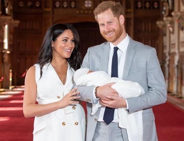 Какими будут крестины сына Меган Маркл и принца Гарри: первые подробности