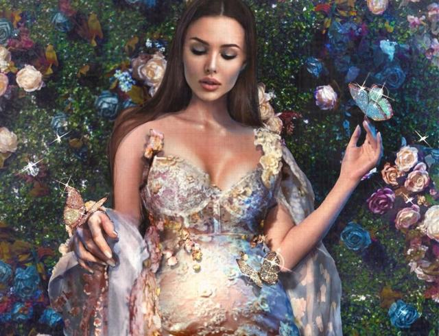Анастасия Решетова призналась, почему отказалась от родов в Америке