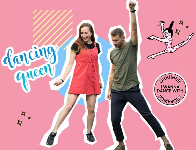 Танцуй, как я (и даже лучше): базовые движения от хореографа Александра Прохорова