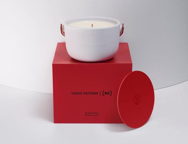 Мода и благотворительность: Louis Vuitton выпустил аромасвечу в поддержку борьбы со СПИДом