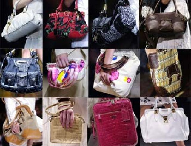 Не прячьте вашу сумочку... Тенденции весны