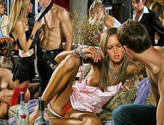 Почему мужчины получают оргазм сильнее с проститутками