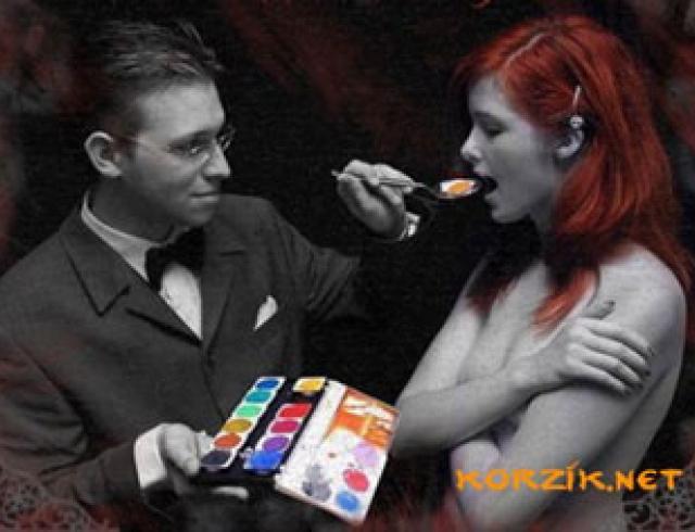 Цветовая диета. Необычный и увлекательный путь к стройности