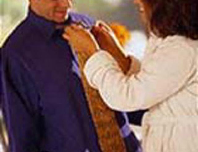 Умный гардероб для любимого мужа