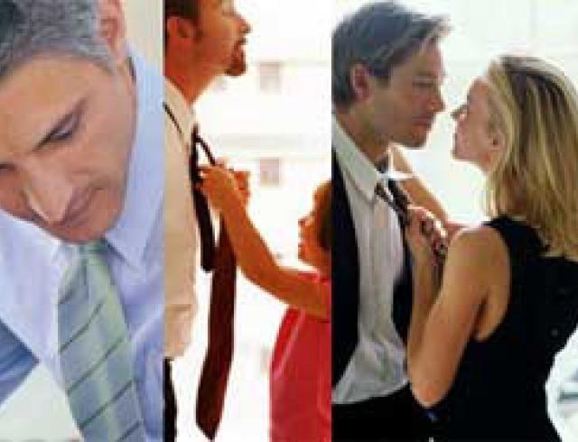 Гадаем на галстуке любимого
