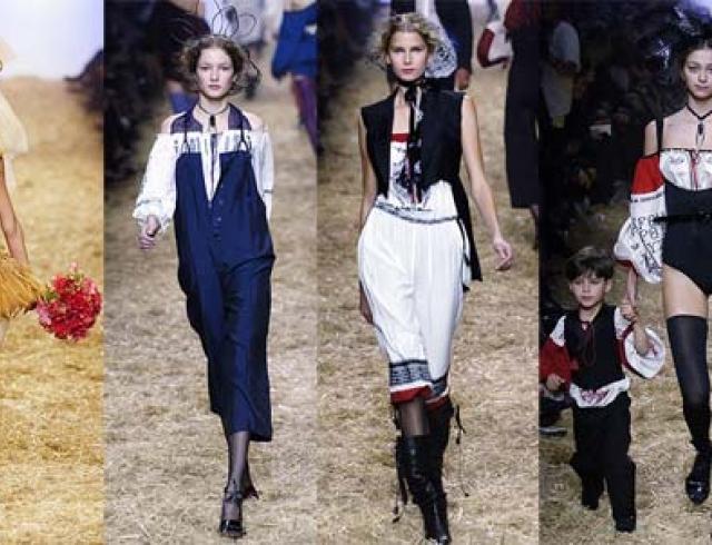 Неделя высокой моды в Париже: переполох от Жана Поля Готье