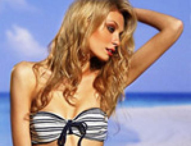 Быть неотразимой на пляже! Твои модные купальники - 2007
