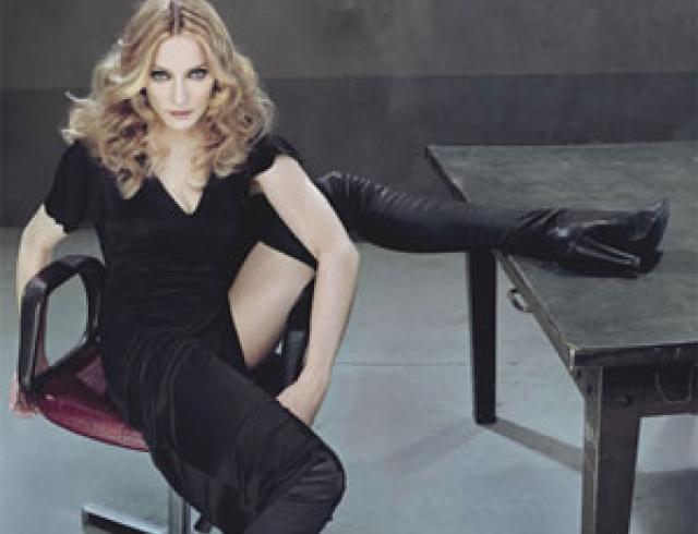 Стилисты о платьях Мадонны