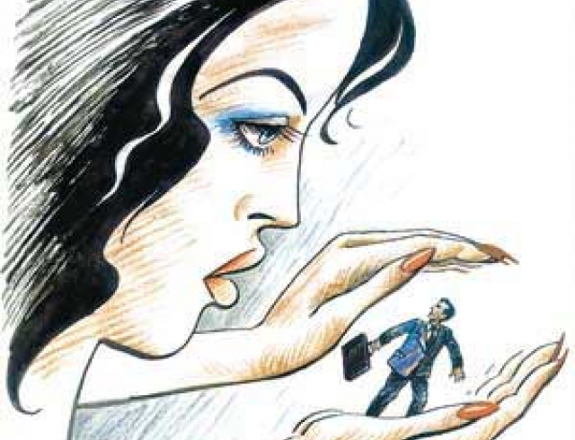 Как приучить мужчину помогать по дому