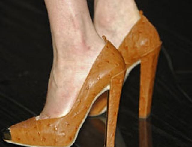 Обувь для леди. Must-have осени 2008