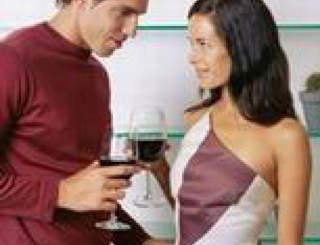 Романтический вечер в домашней обстановке