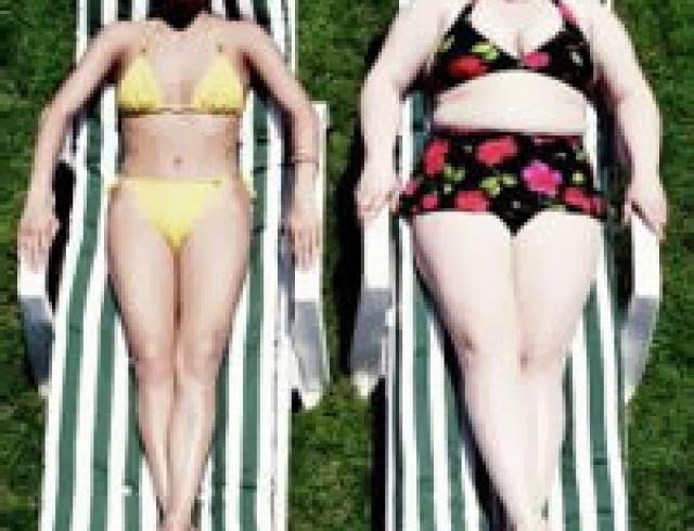 Почему одни люди толстеют, а другие остаются худыми ?