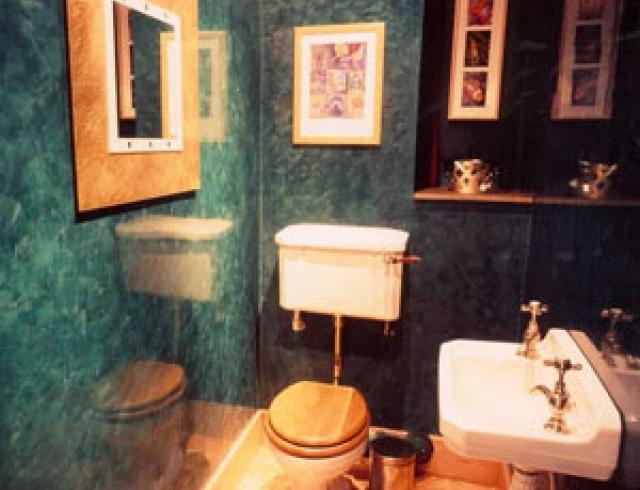 Фен-шуй в туалетной комнате