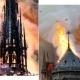 Реакция звезд на трагедию в Соборе Парижской Богоматери: Сумская, Киркоров, Собчак, Обама и другие