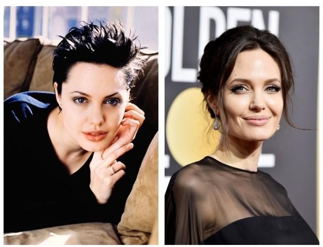 Beauty-эволюция: как менялась внешность Анджелины Джоли (ФОТО)