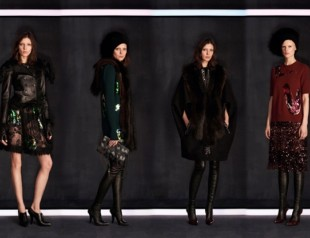 Коллекция Louis Vuitton pre-fall 2014