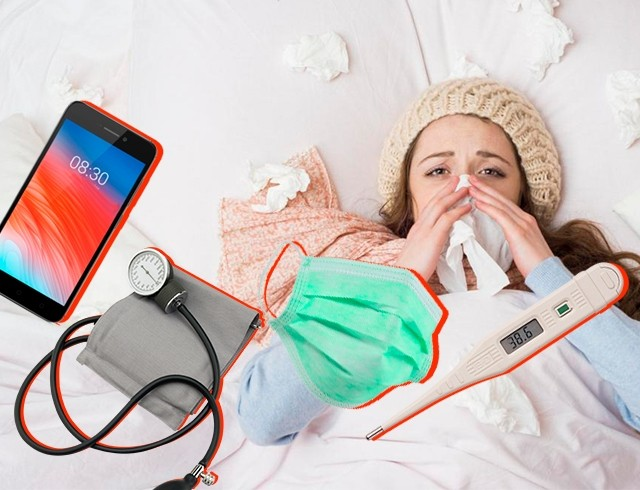 Тест: Как вести себя, если заболели вы или кто-то из близких